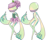 [CLOSED] Froggy Dentii Adoptable by CloverWing