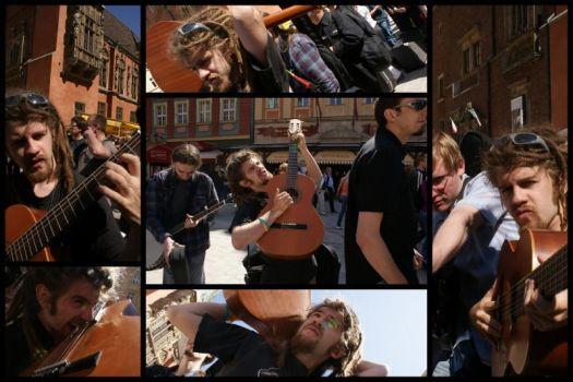 Guitar World Guinness Record by Zbychowiec