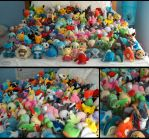 My Pokedoll Collection 8 by Fishlover