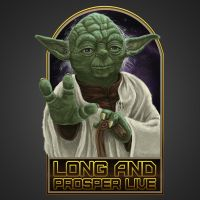 Long and prosper live by tskrening