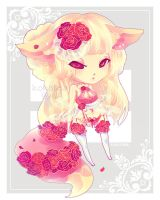 [closed] OTA rose fennec by kokotea