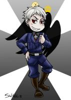 Prussia by sw