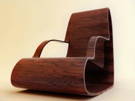 Chair design by Hankins