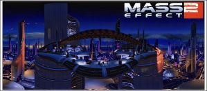 Mass Effect 2 - Panorama XI by Riot23