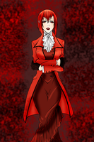 Madam Red by Vincent1055