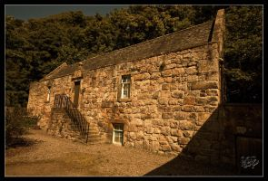Stone Cottage by SnapperRod