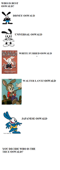 Who is Best Oswald? by MarcosPower1996
