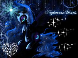 Nightmare Hearts~ by Mobin-Da-Vinci