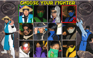 Mortal Kombat Cosplay 2010 by gisellam