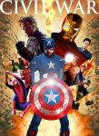 Marvel's Civil War Poster Movie Version by Timetravel6000v2