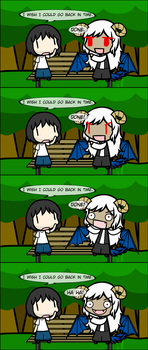 4koma: Nidhoggr's Delorean by ORT451