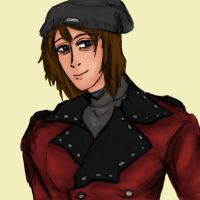 Persona 3:   Shinjiro Aragaki by RubberDuck4LUNCH