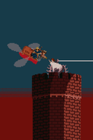 Pixel Flaptter Rescue by Russer