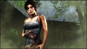 New Lara Croft by AngryRabbitGmoD