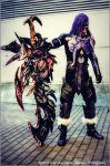 Caius Ballad Cosplay by Leon Chiro - Romics 2012 by LeonChiroCosplayArt