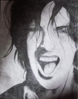 Tommy Lee portrait by starchild-rocks
