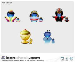 Aladdin Lumina Style Icons MAC by Iconshock