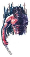 WEAPON X MARKER MADNESS by deemonproductions