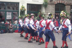 Morris dance 49 by PsychicHexo