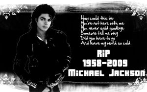 Michael Jackson Wallpaper by Ebs2Hott4U