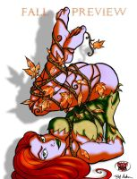 MUDRON's POISON IVY by DeadDog2007
