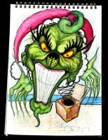 .:The Grinch:. by teflonmonkey