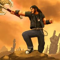 Brutal Legend by FonteArt