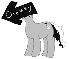 One Way Pony Pointable (CLOSED) by PikPik-Adoption