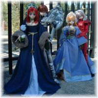 Duelists of the Roses BJDolls by SetsunaKou