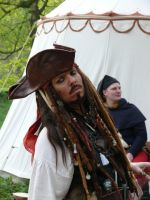 Capt Jack Sparrow at EFF 2 by CaptJackSparrow123