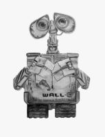 WALL-E by water--lily