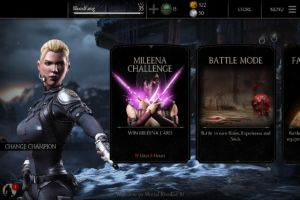 MILEENA CHALLENGE IS OUT!!! by HerMajestyYoungblood