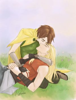 Tales of kisses ^3^ by Florbe