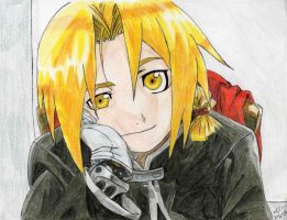FMA: Why, Hello There.. by StarAllise