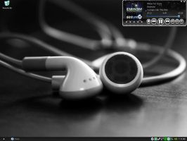 Music desktop by kmax83