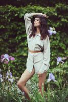 ECO GODESS FOR VIOLETFLAME MAG by sarahlouisejohnson