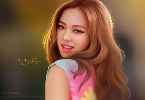 Jennie Kim - BlackPink by TiNyThanhTruc