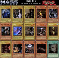 Yu-Gi-Oh Mass Effect Revised Set 5 by Blackcell8