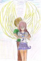 Kissed by an Angel by mikuhatsune444