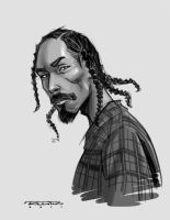 Sketch::Snoop by KharyRandolph