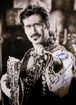 Bruce Campbell - Autolycus by amberj8