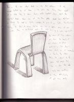 Chair second version by ruggala08