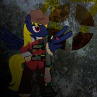 Navy The Soldier by Ponies47