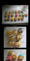 South Park Cupcakes by DaydreamingCow