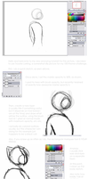 Tutorial -- Current Art Style by Shaon