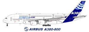 Airbus A380-800 by lupin3ITA