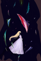 Bride of the Void by font-street