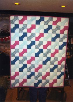 Bow Tie Quilt by MN-Vixen