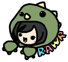 RAWR by PipoMipo