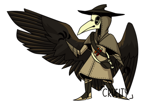 Plague Doctor v.1 by crue-lty